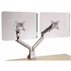 Ergonomic accessories Gamma gas assisted monitor arm