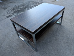 Reception Furniture Rosewood MFC Coffee Table