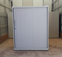 Used side tambour cupboard